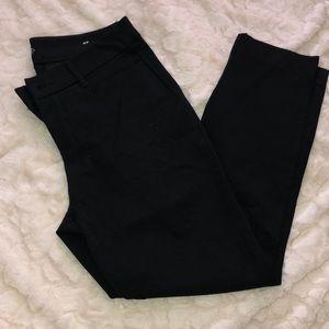 St. John's bay black pants